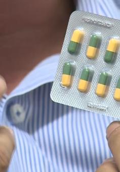 Thuốc Tramadol có hoạt chất gây nghiện bày bán tràn lan