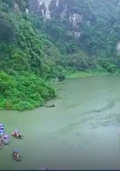 Lễ hội Tràng An năm 2017: Mọi nghi thức đều diễn ra trên sông