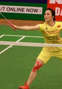 Chung kết giải cầu lông Việt Nam mở rộng 2017: Bất ngờ không gọi tên Vũ Thị Trang