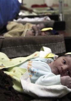 Ấn Độ phá vỡ đường dây buôn bán trẻ em từ trung tâm nhận con nuôi