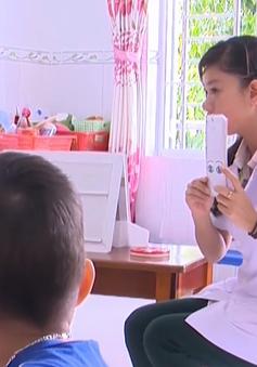 Lớp học đặc biệt cho trẻ tự kỷ ở Phú Yên
