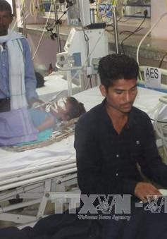 64 trẻ tử vong tại bệnh viện Ấn Độ nghi do thiếu bình thở oxy