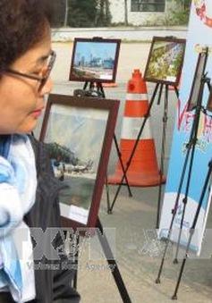 Triển lãm ảnh về đất nước, con người Việt Nam tại Hàn Quốc