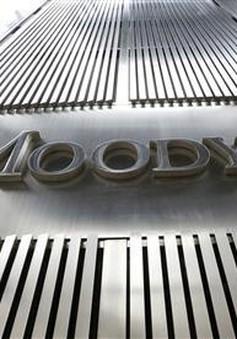 """Moody's nâng triển vọng tín nhiệm của Việt Nam lên """"tích cực"""""""
