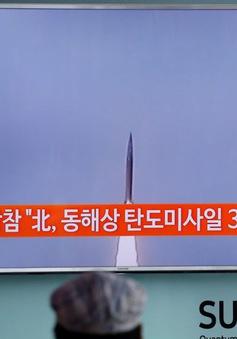Mỹ lên án Triều Tiên phóng tên lửa