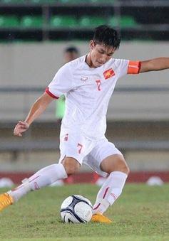 ĐT U20 Việt Nam: HLV Hoàng Anh Tuấn sẽ tước băng đội trưởng của Trọng Đại