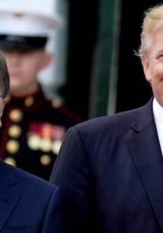 Tổng thống Hàn Quốc chính thức thăm Mỹ