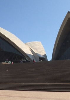 Australia đầu tư hơn 200 triệu USD trùng tu nhà hát Opera Sydney
