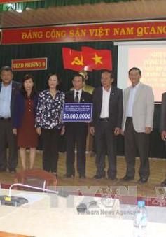 Đồng chí Trương Thị Mai thăm Hội nạn nhân chất độc da cam/dioxin tại Đà Lạt