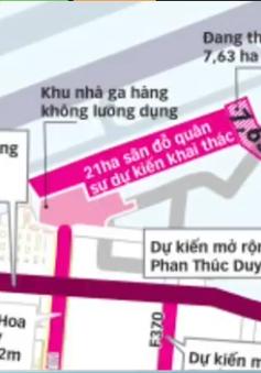 Chính thức tháo gỡ nút thắt ùn tắc tại sân bay Tân Sơn Nhất