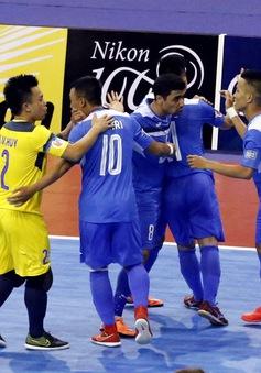 Thái Sơn Nam thất bại tiếc nuối ở trận đầu Giải vô địch futsal các CLB châu Á 2017