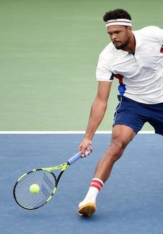 Vòng 1 Mỹ mở rộng 2017: Tsonga thắng dễ, Zverev vất vả