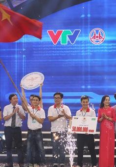 Thú vị chuyện hậu trường chế tạo robot của nhà vô địch Robocon Việt Nam 2017