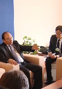 Thủ tướng đề nghị AIIB tài trợ vốn cho Việt Nam