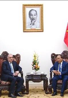 Thủ tướng tiếp Bộ trưởng Bộ Ngoại giao Azerbaijan