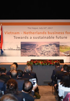 Thủ tướng dự Diễn đàn doanh nghiệp Việt Nam - Hà Lan