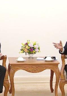 Thủ tướng tiếp Chủ tịch tập đoàn truyền thông Maekyung Chang Dea Wang