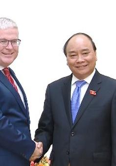 Quyết tâm nâng cấp quan hệ giữa Việt Nam và Australia