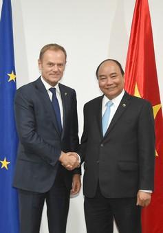 EU sẵn sàng hỗ trợ Việt Nam khắc phục hậu quả sau bão Damrey