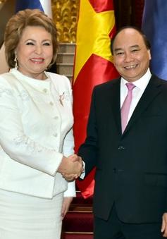 Việt Nam luôn ưu tiên quan hệ với Nga