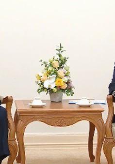 Thủ tướng tiếp Đại sứ Hoa Kỳ