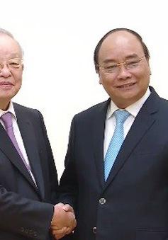 Thủ tướng tiếp Chủ tịch Tập đoàn CJ, Hàn Quốc