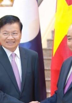 Mối quan hệ đoàn kết đặc biệt Việt Nam - Lào