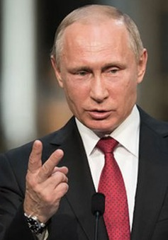 Bầu cử Tổng thống Nga: Ông Putin được đông đảo cử tri ủng hộ