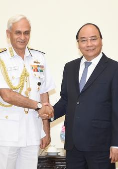 Hải quân Việt Nam - Ấn Độ cần tăng cường hợp tác chặt chẽ