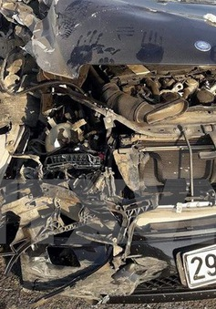Khởi tố lái xe gây tai nạn khiến 3 người chết trên cao tốc Hà Nội-Hải Phòng