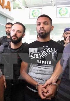 """Brazil bắt giữ trùm ma túy khét tiếng với biệt danh """"Rogerio 157"""""""