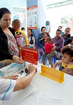 Vaccine mới dùng trong TCMR sẽ được thí điểm tại hơn 11.000 điểm tiêm chủng