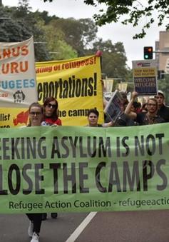Kêu gọi tái định cư cho người xin tị nạn tại Australia