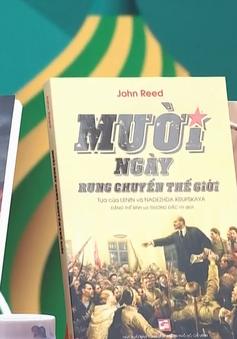 Tuần lễ sách Nga chào đón 100 năm Cách mạng tháng Mười