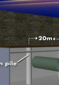 Mỹ đề xuất xây dựng tường biên giới với Mexico