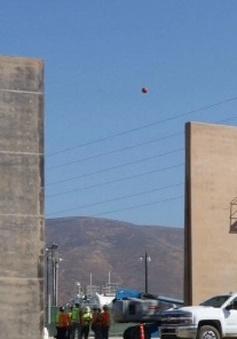 Mỹ xây dựng nguyên mẫu bức tường biên giới Mexico