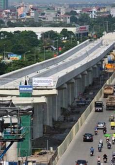 Hà Nội bàn phương án trả nợ vốn vay làm đường sắt đô thị Nhổn - Ga Hà Nội