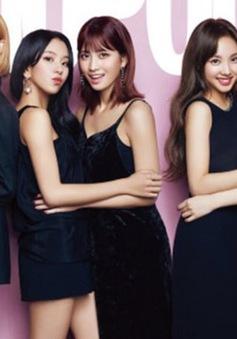 Các thành viên Twice khoe tình cảm thân thiết như chị em