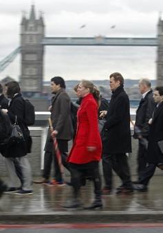 Tỷ lệ thất nghiệp ở Anh giảm xuống mức kỷ lục