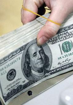 Giá USD tại nhiều ngân hàng thương mại tăng mạnh, giá vàng lao dốc