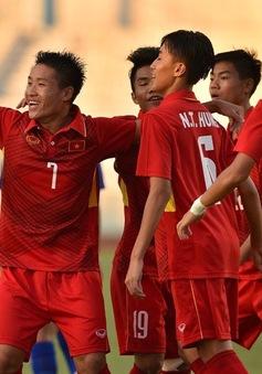 11h00 hôm nay, ĐT U16 Việt Nam – U16 Australia: Mục tiêu 3 điểm