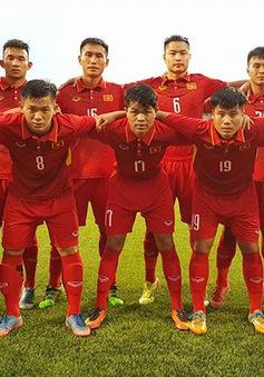 Vòng loại U19 châu Á 2018: U19 Việt Nam thắng đậm U19 Lào ở lượt trận cuối