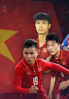 U23 Việt Nam đứng đầu 10 chủ đề nóng nhất tuần trên Google