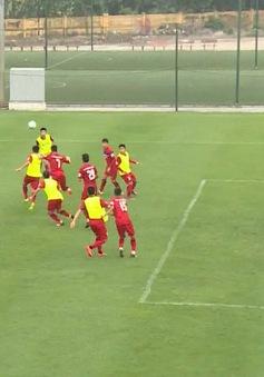 U23 Việt Nam gặp khó khăn bởi chấn thương