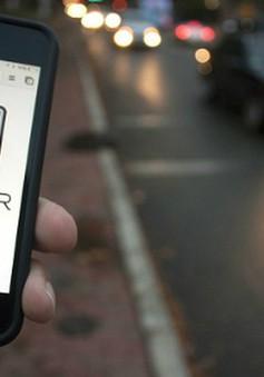 Uber xin lỗi khách hàng tại Anh