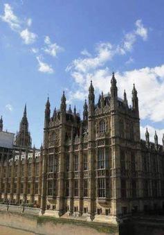 Phát hiện lỗ hổng an ninh tại tòa nhà Quốc hội Anh