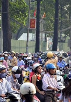 Lập 37 tổ công tác chống ùn tắc giao thông tại TP.HCM