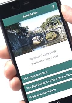 Nhật Bản phát hành ứng dụng hướng dẫn đa ngôn ngữ