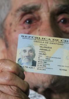 Cụ ông Chile sống độc thân qua ba thế kỷ
