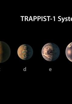 Điểm nóng báo chí quốc tế: Phát hiện một hệ Mặt Trời có 7 hành tinh quay quanh